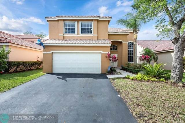 1375 Bayview Cir, Weston, FL 33326 (MLS #F10221495) :: THE BANNON GROUP at RE/MAX CONSULTANTS REALTY I
