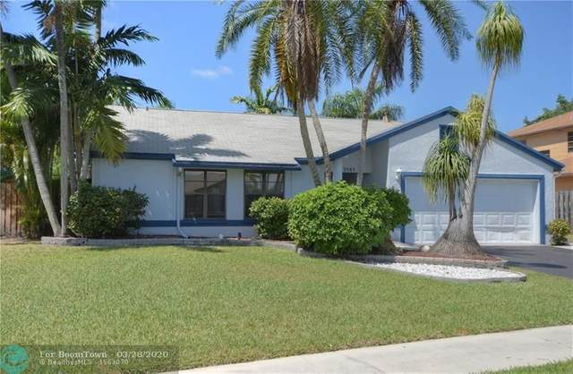 3141 NW 101st Ave, Sunrise, FL 33351 (MLS #F10221518) :: United Realty Group