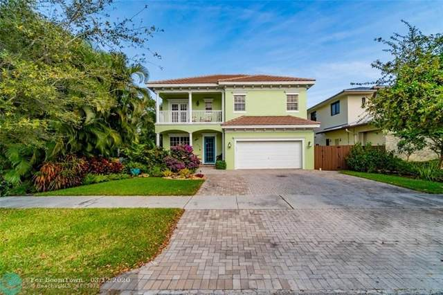 412 NE 13TH AVE, Fort Lauderdale, FL 33301 (MLS #F10221538) :: The Howland Group