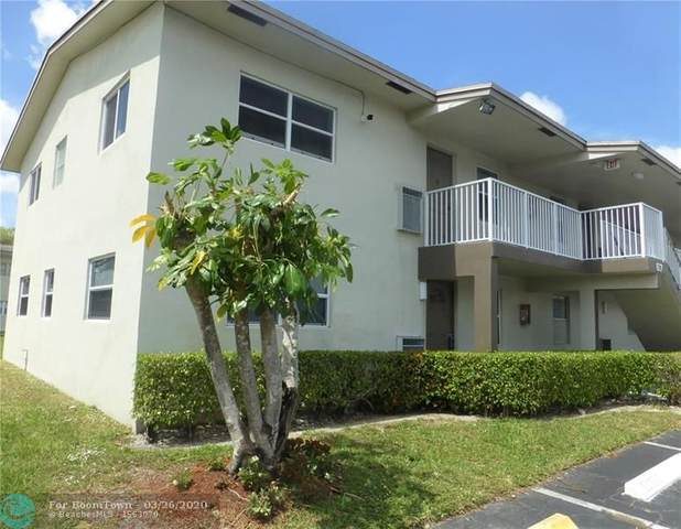 551 NW 80th Ave #101, Margate, FL 33063 (MLS #F10221759) :: United Realty Group