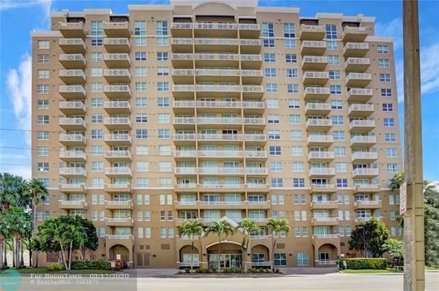 2665 SW 37th Ave #815, Miami, FL 33133 (MLS #F10221813) :: Patty Accorto Team