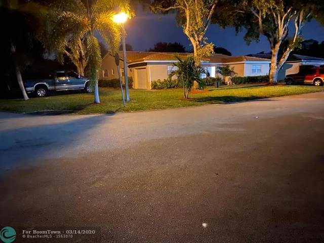 10161 NW 36th St, Coral Springs, FL 33065 (MLS #F10221820) :: Green Realty Properties