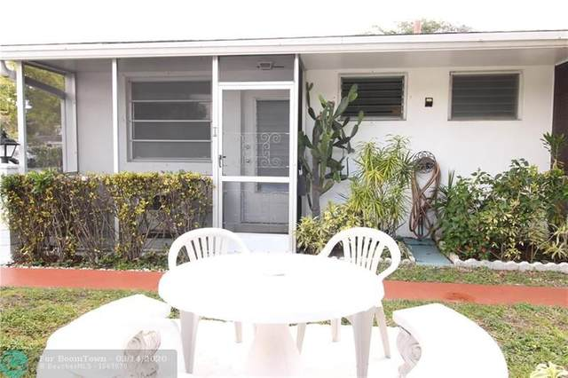 2522 Hayes St #1, Hollywood, FL 33020 (MLS #F10221853) :: Berkshire Hathaway HomeServices EWM Realty