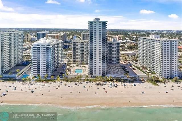 3500 Galt Ocean Dr #714, Fort Lauderdale, FL 33308 (MLS #F10221906) :: Berkshire Hathaway HomeServices EWM Realty