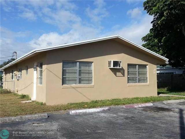 310 SW 10th Ter, Hallandale, FL 33009 (MLS #F10221917) :: United Realty Group