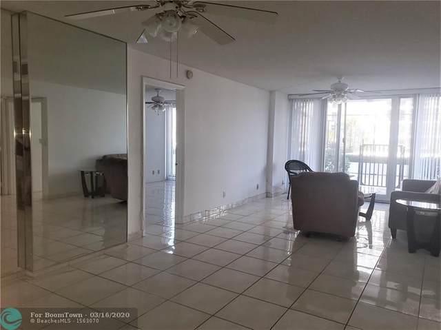 525 N Ocean Blvd #420, Pompano Beach, FL 33062 (MLS #F10221976) :: The O'Flaherty Team