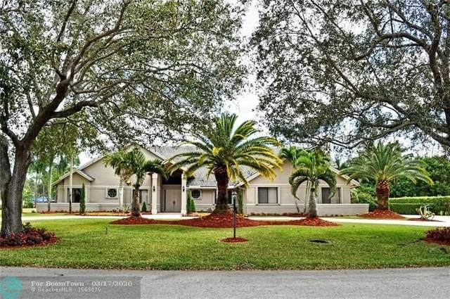 5413 E Leitner Dr, Coral Springs, FL 33067 (MLS #F10222184) :: GK Realty Group LLC