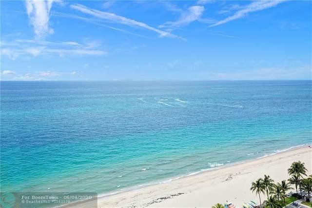 4300 N Ocean Blvd 19K, Fort Lauderdale, FL 33308 (MLS #F10222187) :: The Paiz Group