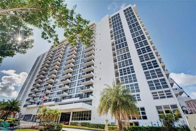 525 N Ocean Blvd #620, Pompano Beach, FL 33062 (MLS #F10222320) :: The O'Flaherty Team