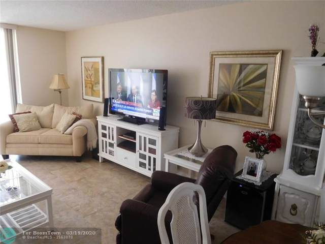 319 NE 14th Ave #507, Hallandale, FL 33009 (MLS #F10222336) :: United Realty Group