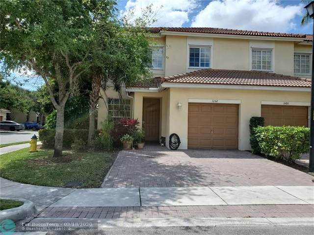 3156 NW 32nd Ct #3156, Oakland Park, FL 33309 (MLS #F10222394) :: The Howland Group