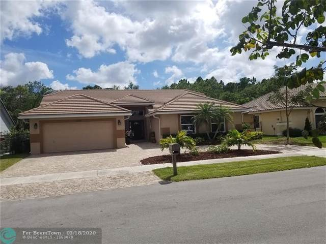 4320 NW 51st St, Coconut Creek, FL 33073 (MLS #F10222418) :: Castelli Real Estate Services