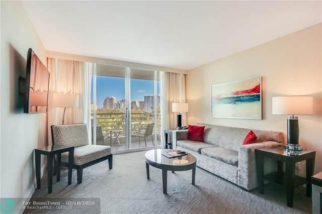 2670 E Sunrise Blvd #524, Fort Lauderdale, FL 33304 (MLS #F10222426) :: Green Realty Properties