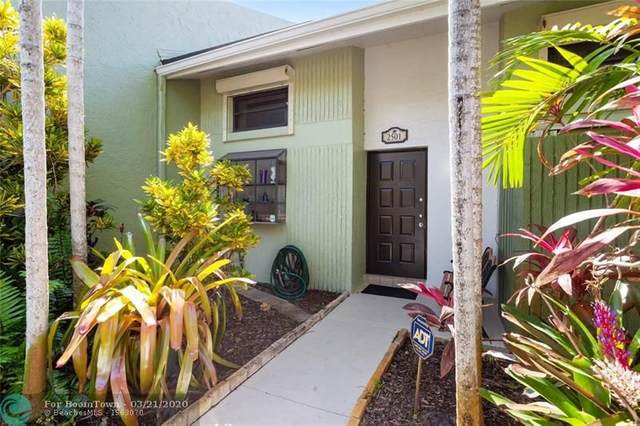 2840 S Oakland Forest Dr #2501, Oakland Park, FL 33309 (MLS #F10222672) :: The Howland Group