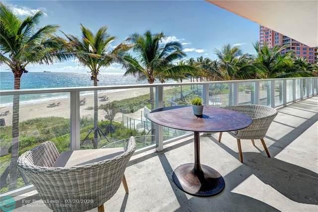 2200 N Ocean Blvd N204, Fort Lauderdale, FL 33305 (MLS #F10222732) :: Berkshire Hathaway HomeServices EWM Realty
