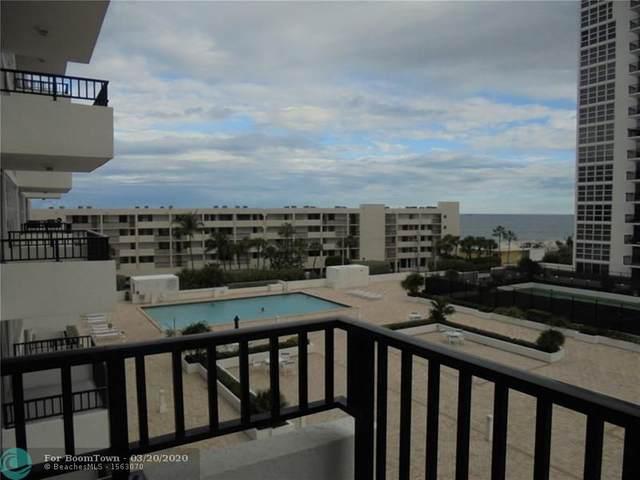 531 N Ocean Blvd #904, Pompano Beach, FL 33062 (#F10222745) :: Signature International Real Estate