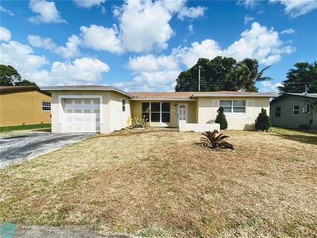 4301 NW 25th St, Lauderhill, FL 33313 (MLS #F10222750) :: Green Realty Properties