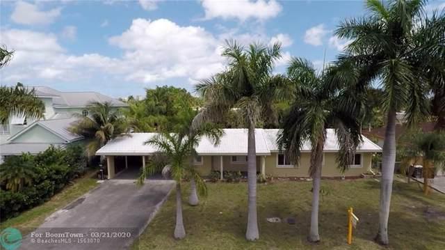 3608 NE 22nd Ave, Fort Lauderdale, FL 33308 (MLS #F10222900) :: Laurie Finkelstein Reader Team