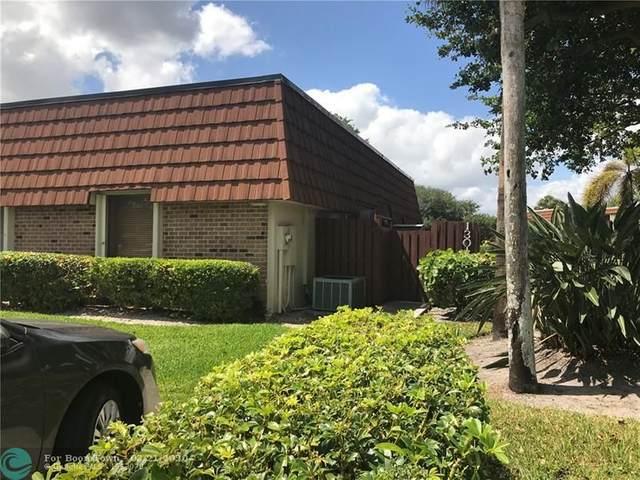 1301 SW 118 Terrace #1301, Davie, FL 33325 (MLS #F10222906) :: Green Realty Properties