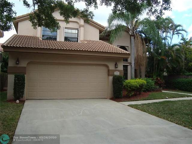 1651 NW 104th Ave, Plantation, FL 33322 (MLS #F10222980) :: Green Realty Properties
