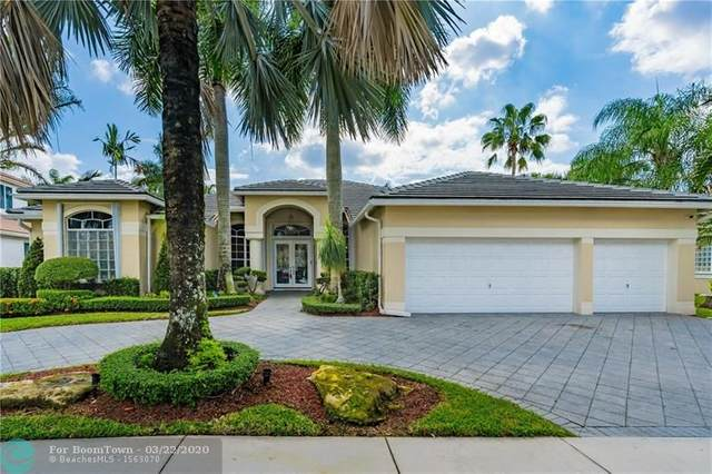 2477 Eagle Run Dr, Weston, FL 33327 (MLS #F10222989) :: The O'Flaherty Team
