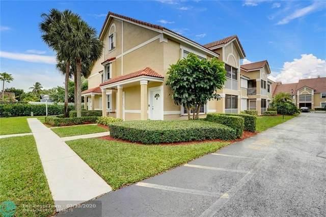 4600 W Mcnab Rd A1, Pompano Beach, FL 33069 (MLS #F10223124) :: The Howland Group