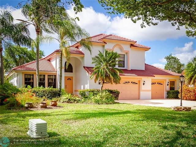 4954 Rothschild Dr, Coral Springs, FL 33067 (MLS #F10223214) :: Castelli Real Estate Services