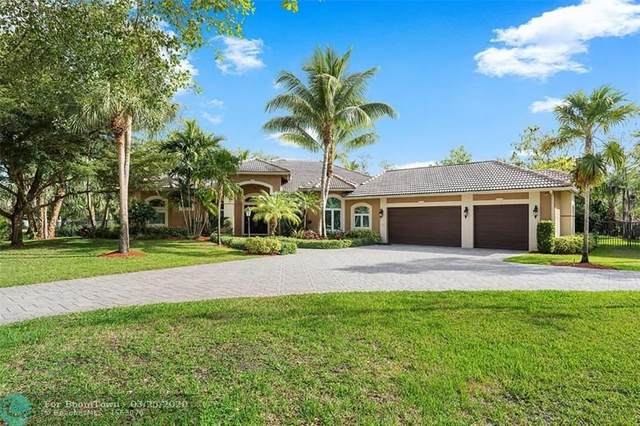 5837 NW 83rd Ter, Parkland, FL 33067 (MLS #F10223220) :: United Realty Group