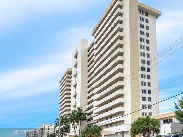 2200 NE 33rd Ave 14E, Fort Lauderdale, FL 33305 (MLS #F10223319) :: Castelli Real Estate Services