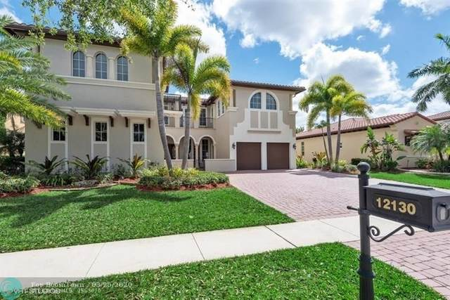 12130 NW 71st St, Parkland, FL 33076 (MLS #F10223351) :: United Realty Group