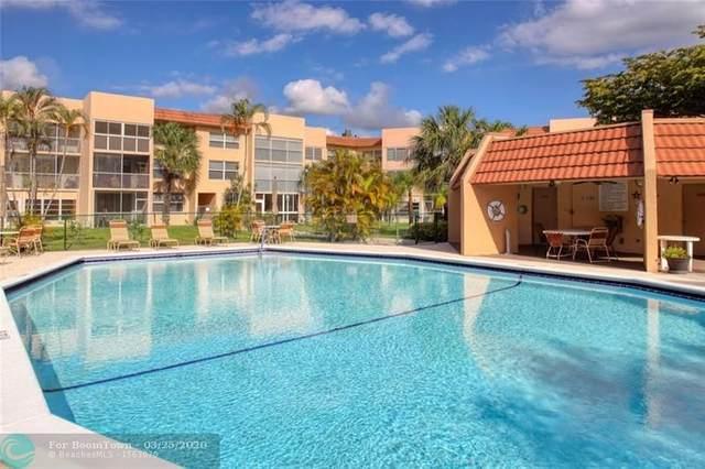 6850 Royal Palm Blvd #312, Margate, FL 33063 (MLS #F10223394) :: United Realty Group