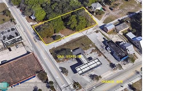 N 13th Street, Fort Pierce, FL 34946 (MLS #F10223404) :: THE BANNON GROUP at RE/MAX CONSULTANTS REALTY I
