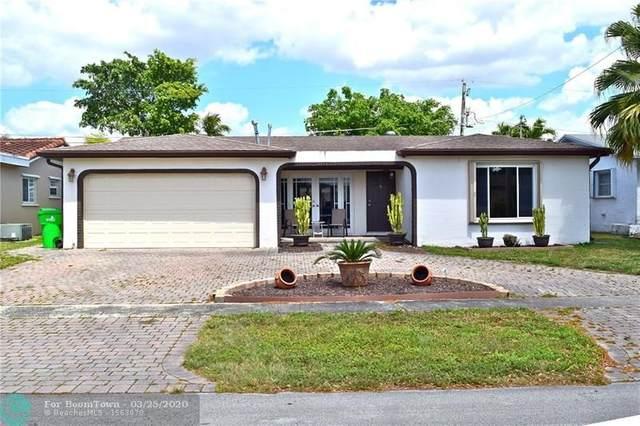 12011 NW 32nd Mnr, Sunrise, FL 33323 (MLS #F10223419) :: Berkshire Hathaway HomeServices EWM Realty