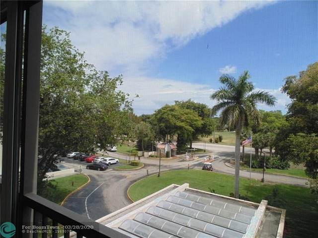 2800 N 46th Ave 506A, Hollywood, FL 33021 (MLS #F10223425) :: United Realty Group