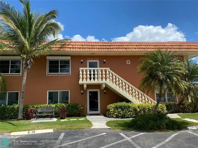 119 NE 19th Ct 212G, Wilton Manors, FL 33305 (MLS #F10223434) :: The O'Flaherty Team