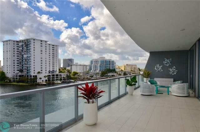 920 Intracoastal Dr #502, Fort Lauderdale, FL 33304 (MLS #F10223455) :: Castelli Real Estate Services