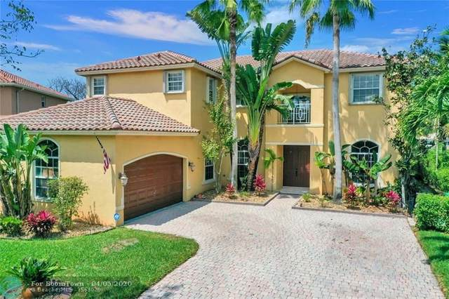 2332 SW 118th Ave, Miramar, FL 33025 (MLS #F10223493) :: Patty Accorto Team
