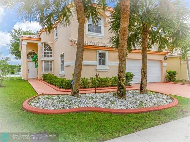 15880 NW 16th Ct, Pembroke Pines, FL 33028 (MLS #F10223496) :: THE BANNON GROUP at RE/MAX CONSULTANTS REALTY I