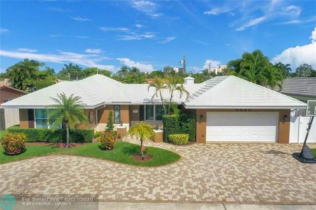 6520 NE 21st Ter, Fort Lauderdale, FL 33308 (MLS #F10223644) :: THE BANNON GROUP at RE/MAX CONSULTANTS REALTY I