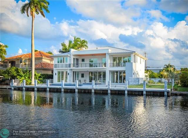 39 Pelican Dr, Fort Lauderdale, FL 33301 (MLS #F10223679) :: THE BANNON GROUP at RE/MAX CONSULTANTS REALTY I