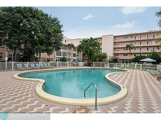 1481 S Ocean Blvd #102, Lauderdale By The Sea, FL 33062 (MLS #F10223691) :: The Howland Group