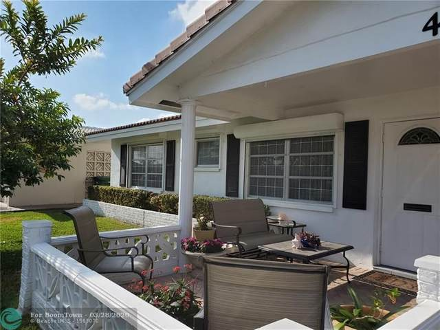 4906 NW 52nd St, Tamarac, FL 33319 (MLS #F10223711) :: THE BANNON GROUP at RE/MAX CONSULTANTS REALTY I