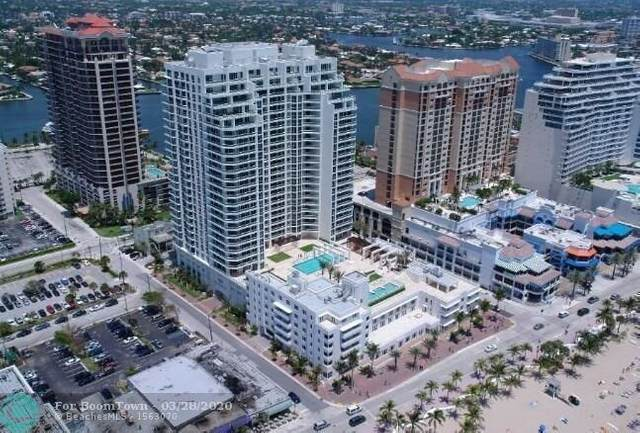 101 S Fort Lauderdale Beach Blvd #1407, Fort Lauderdale, FL 33316 (MLS #F10223712) :: Patty Accorto Team