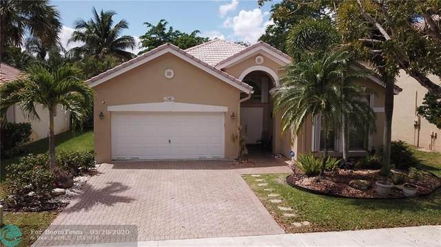 140 SW 167th Ave, Pembroke Pines, FL 33027 (#F10223749) :: The Rizzuto Woodman Team