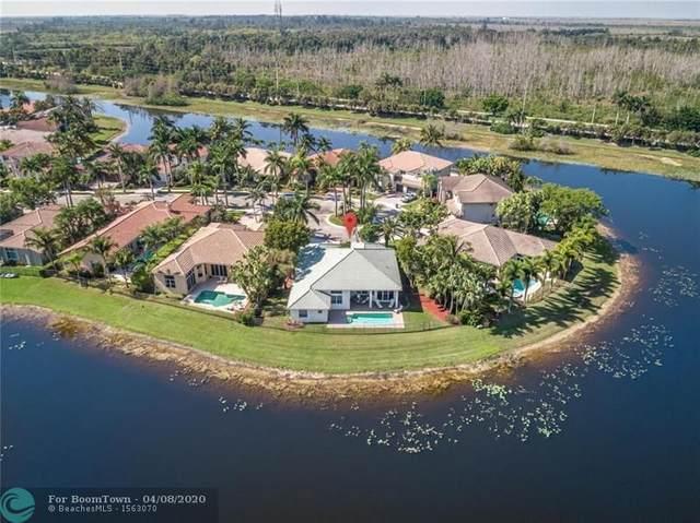 2575 Jardin Place, Weston, FL 33327 (MLS #F10223751) :: The Howland Group