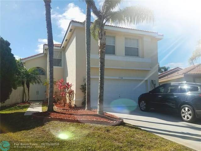 17348 SW 20th Ct, Miramar, FL 33029 (MLS #F10223779) :: THE BANNON GROUP at RE/MAX CONSULTANTS REALTY I