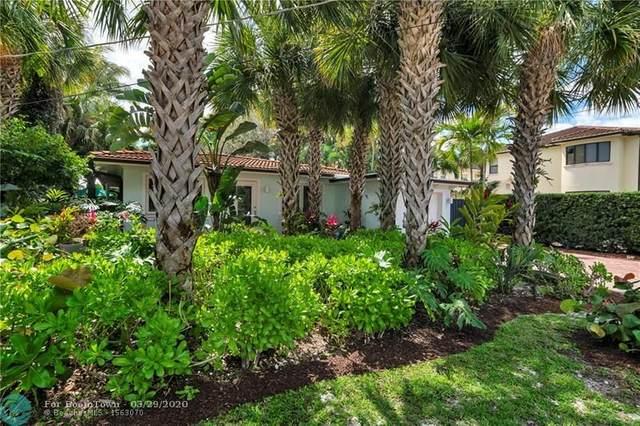 1320 NE 5th St, Fort Lauderdale, FL 33301 (MLS #F10223807) :: United Realty Group