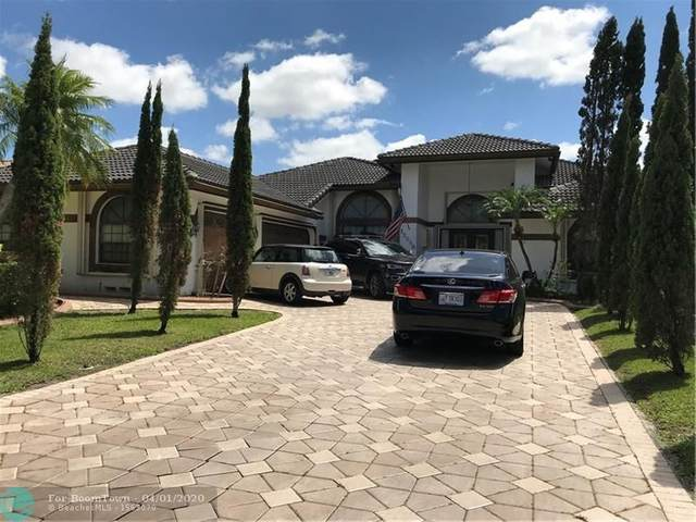 12056 SW 1st St, Coral Springs, FL 33071 (MLS #F10223825) :: Castelli Real Estate Services