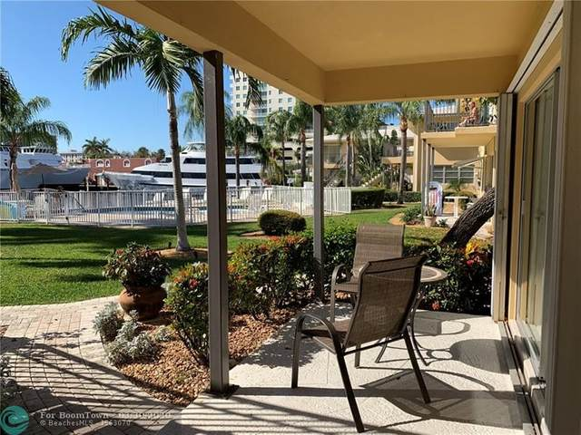 2901 NE 33rd Ave 1C, Fort Lauderdale, FL 33308 (MLS #F10223834) :: United Realty Group