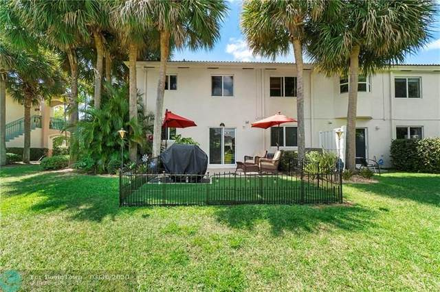 2251 NW 77th Way #106, Pembroke Pines, FL 33024 (MLS #F10223841) :: United Realty Group